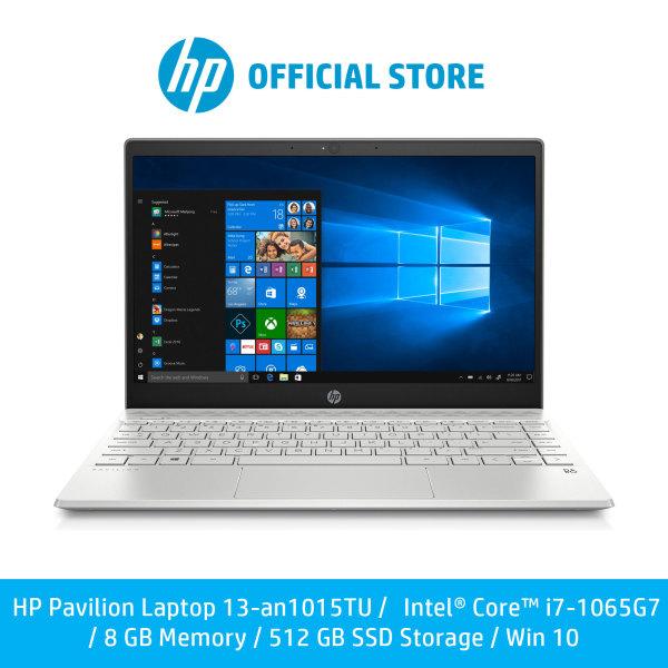 HP Pavilion Laptop 13-an1015TU / Intel® Core™ i7-1065G7 / 8 GB Memory / 512 GB SSD Storage / Win 10