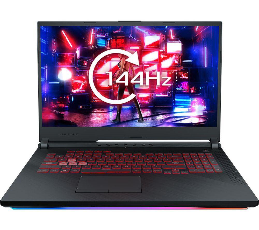 ASUS ROG/TUF G731GU-GTX1660Ti i7-9750H Processor 2.6GHz (12M Cache, up to 4.5GHz) 17.3 FHD( 1920x1080), 144Hz  DDR4 2666 16G (16GB X1) PCIE NVME 1TB M.2 SSD