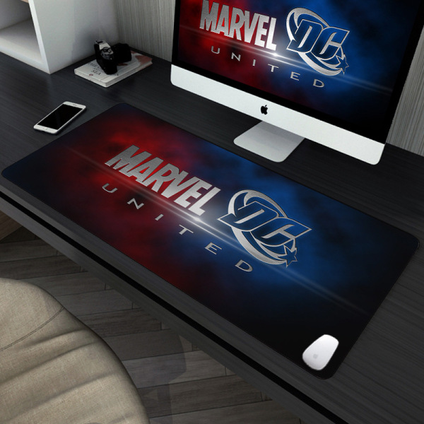 My Favorite Marvel Comics LOGO Rubber PC Computer Gaming mousepad Free Shipping Large Mouse Pad Keyboards Mat