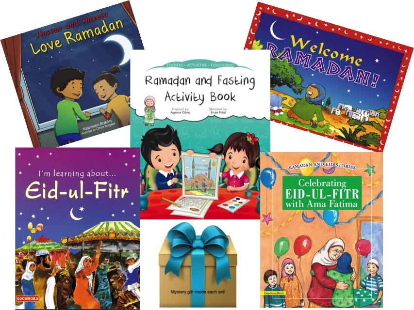 Ramadan And Eid Collection By Papyrus Books.