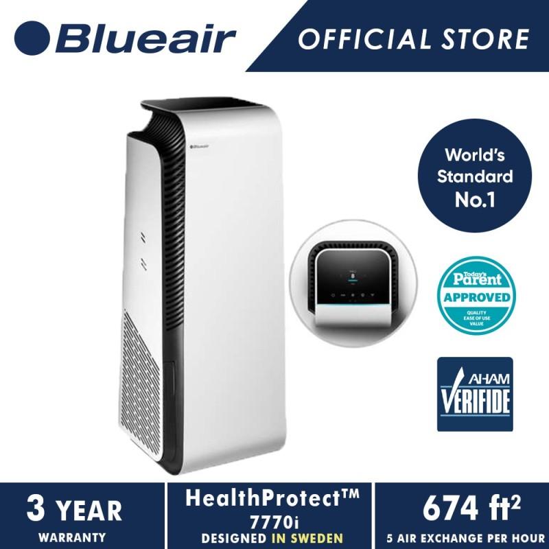 Blueair Air Purifier HealthProtect 7770i Singapore