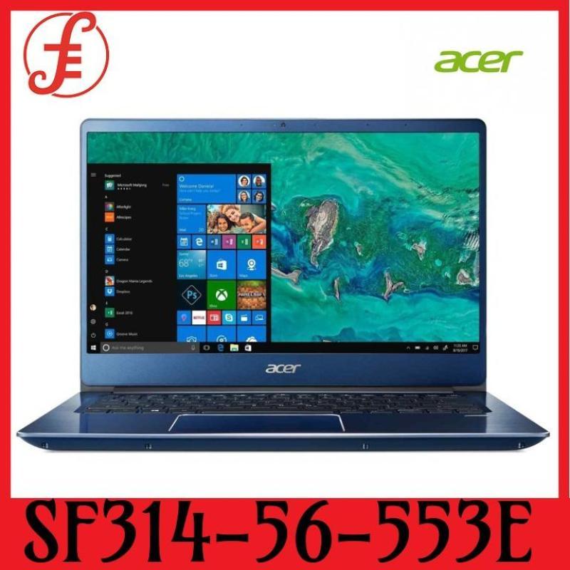 Acer Swift 3 SF314-56-553E 14/ i5-8265U/ 8GB DDR4 RAM/ 256GB SSD/1.45kg FREE GAMING HEADSET (SF314-56-553E)