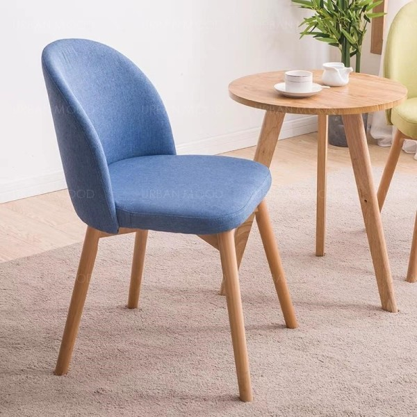 [Pre-Order] ITO Zen Japanese Fabric Dining Office Chair