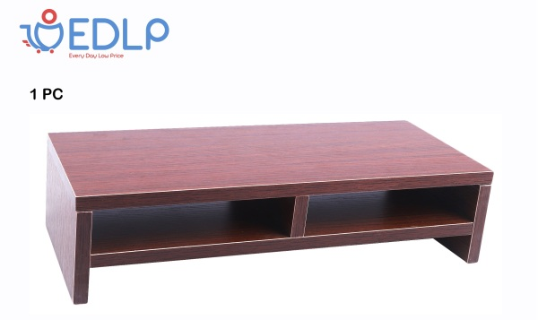 Contemporary Monitor Stand - Monitor Riser - Eye Level Stand For Monitors Or Laptops by EDLP