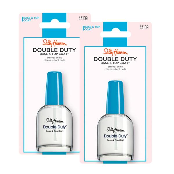 Buy Sally Hansen Double Duty Base & Top Coat (Bundle of 2) Singapore