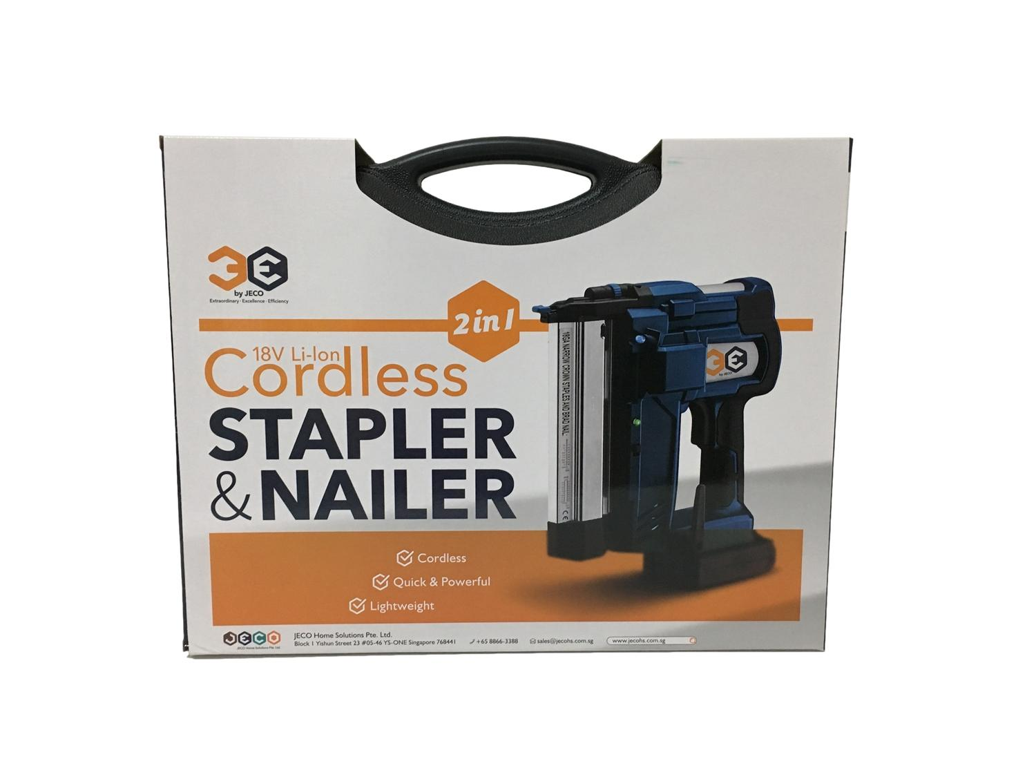 Battery for 3E Cordless 2-in-1 Stapler / Nailer