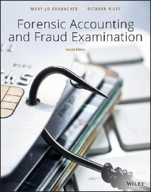 Forensic Accounting And Fraud Examination 2nd Edition