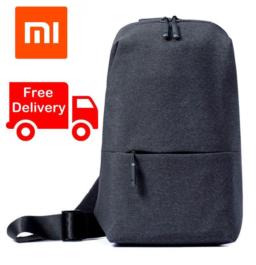 Original Xiaomi Sling Bag Mi Urban Leisure Chestpack