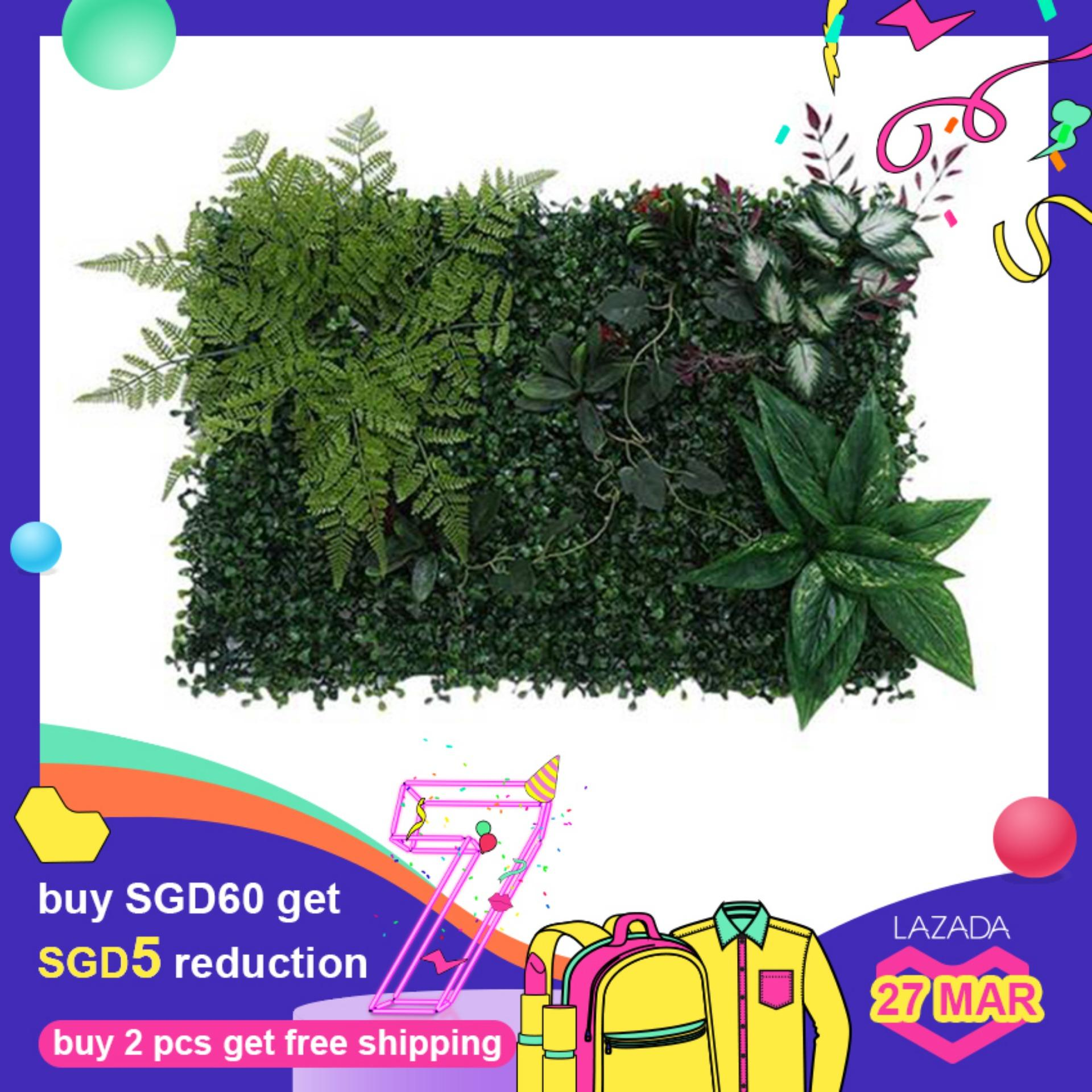 Artificial Grass DIY Miniature Lawn, Garden Ornament, Green B Free Shipping