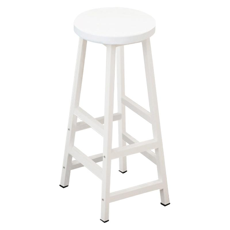 JIJI LONGINES Counter Bar Stool 70CM (Free Installation) - Bar Chairs / Bar Stools / high chair /Designer dining Chair /Bar high chair/ Furniture Chair  Free 6 Months Warranty (SG)