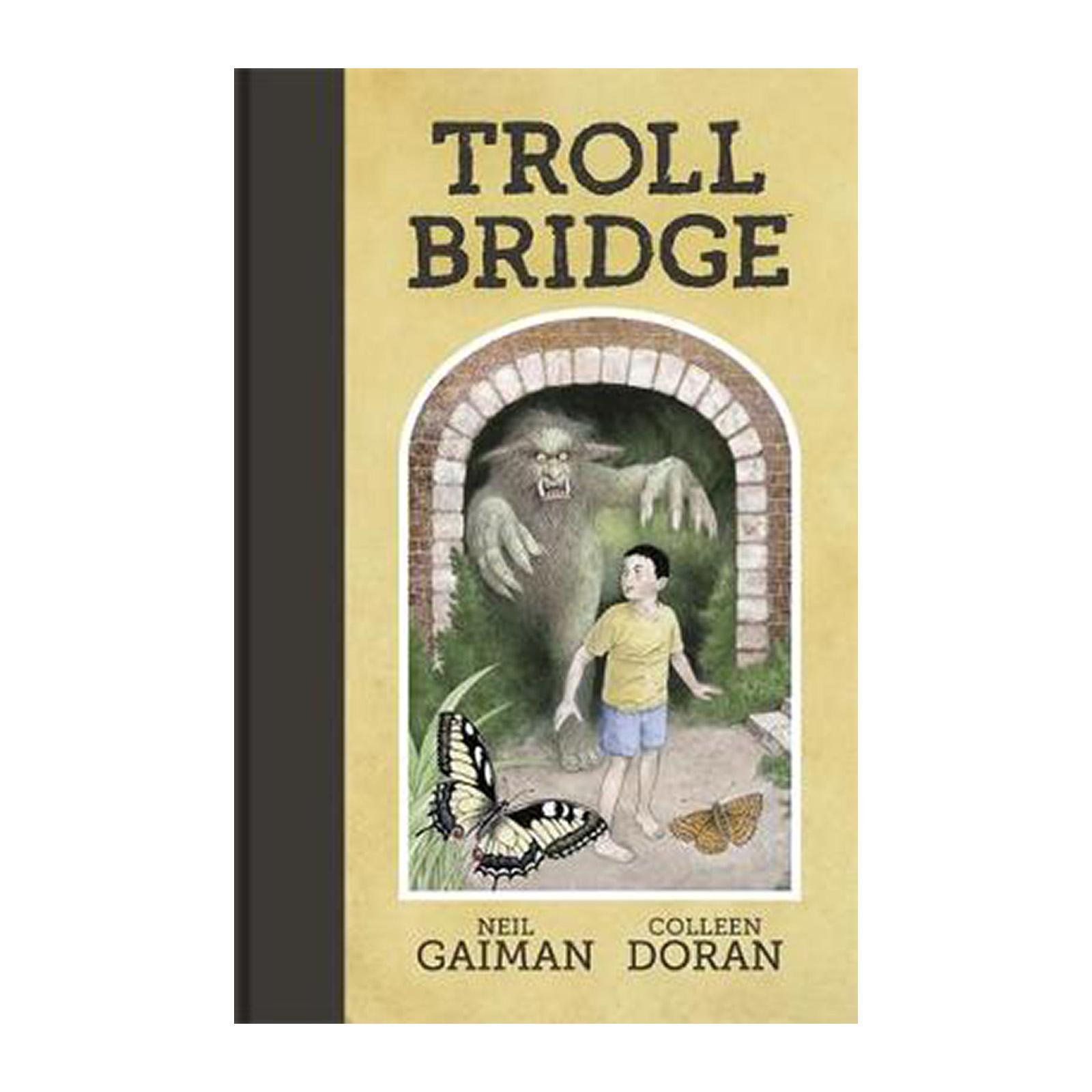 Troll Bridge (Hardcover)