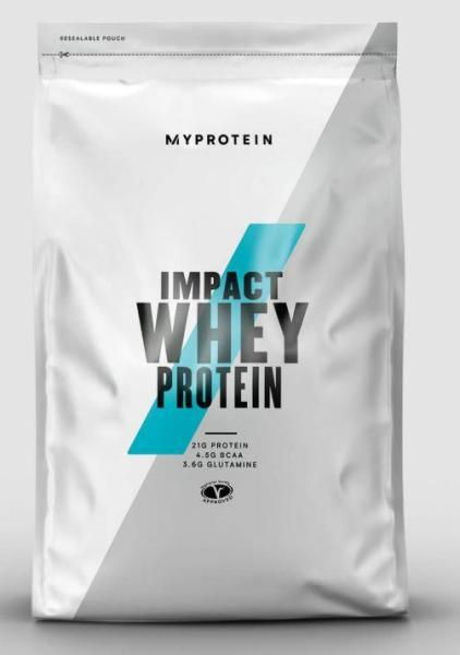 Buy MyProtein Impact Whey 2.5kg Singapore