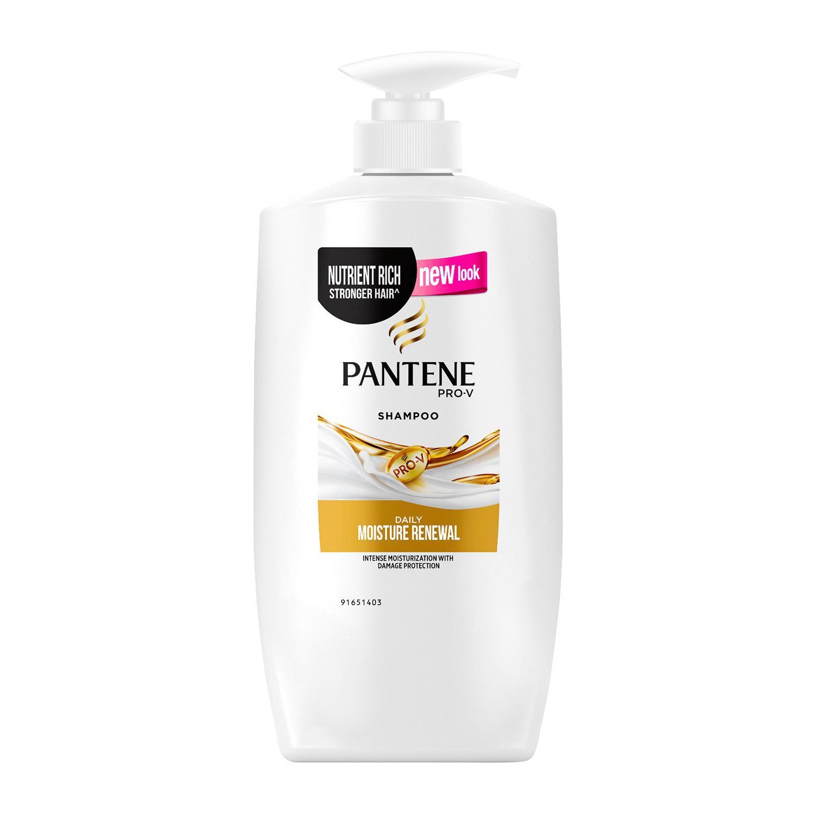 PANTENE pro v daily moisture renewal shampoo 750ml