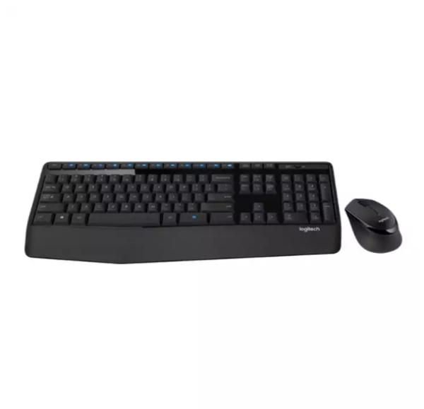 Logitech MK345 Wireless Keyboard & Mouse Full Size Combo Singapore
