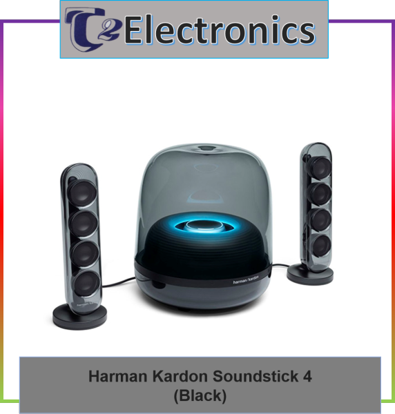 Harman Kardon Soundstick 4 Wireless Bluetooth Speaker - T2 electronics Singapore