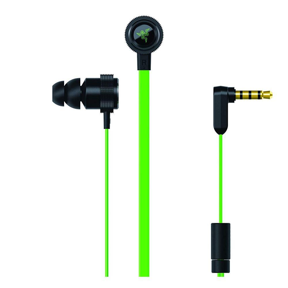 Razer RZ12-01730100-R3A1 Hammerhead V2 Analog Gaming & Music In-Ear Headphones