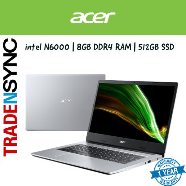 Acer Aspire 3 | A314-35-P5HD | 14 Inches FHD Laptop | Pentium Silver N6000 Processor | 8GB DDR4 RAM | 512GB SSD Storage | 1.45KG | intel UHD Graphics | W10 Home | 1 yr acer warranty