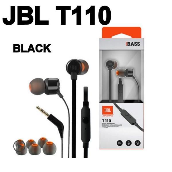 JBL T110 In-ear headphones IN 4 COLORS Singapore