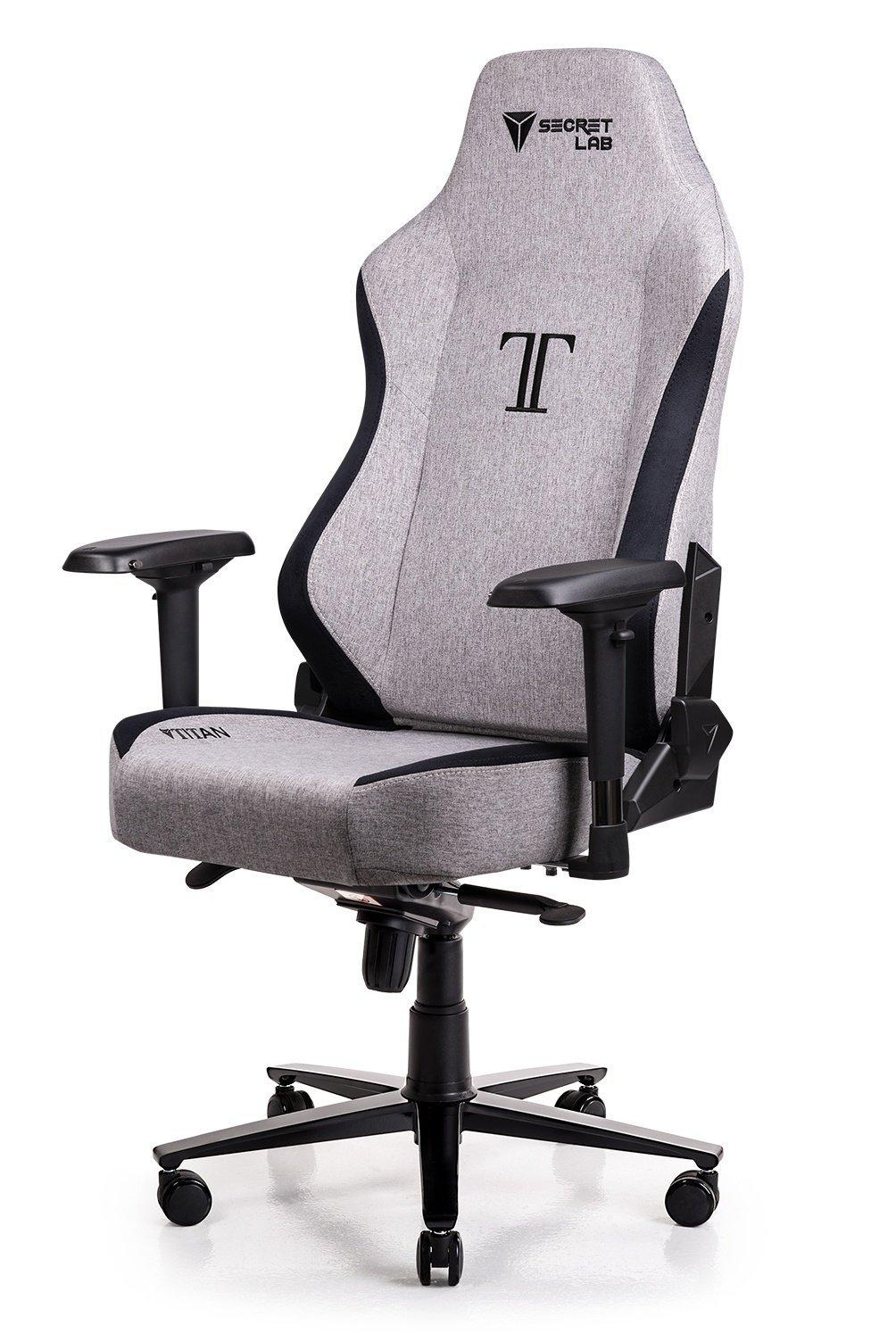 Secretlab TITAN Series Softweave Fabric Gaming Chair - Cookies & Cream