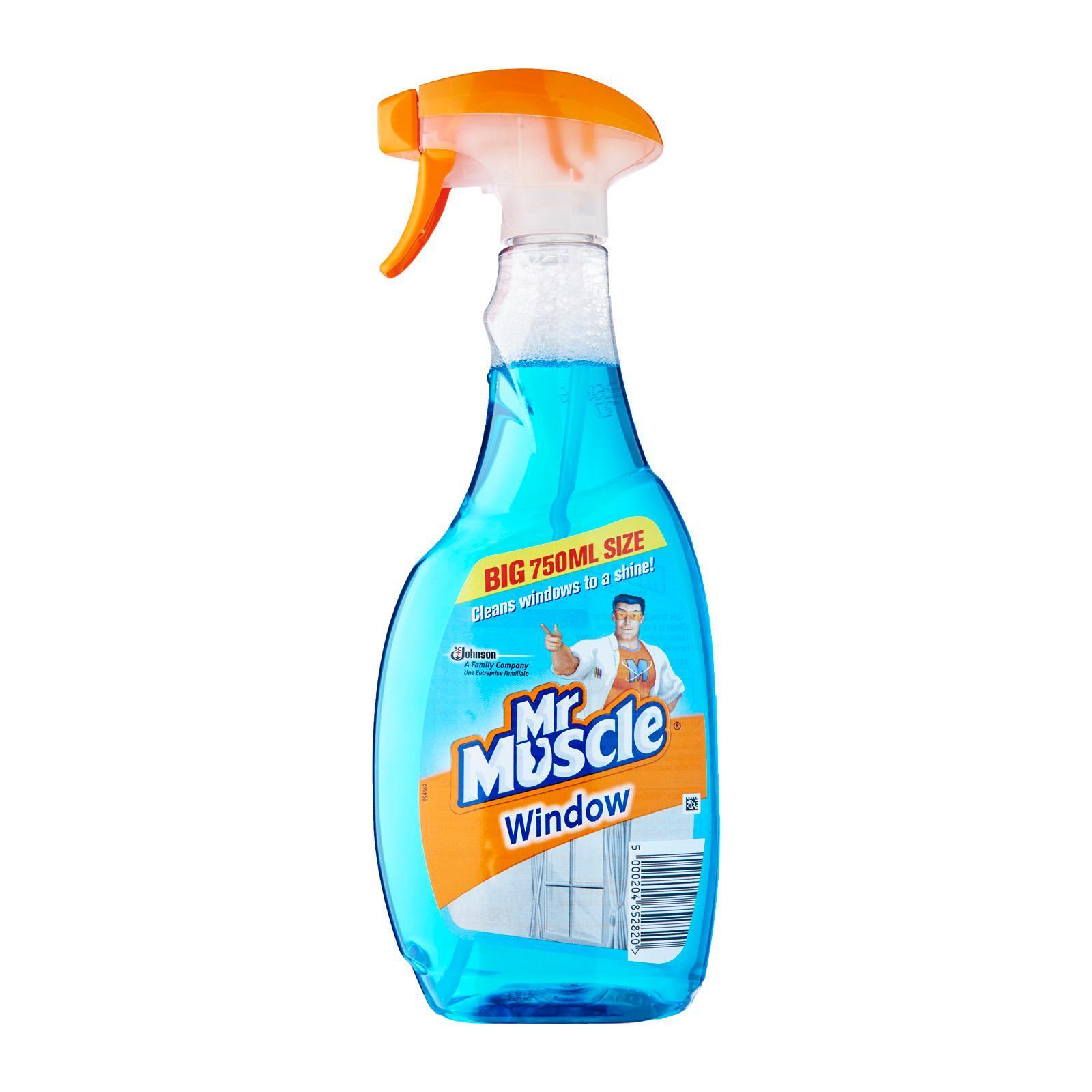 Mr Muscle Advanced Power Window Trigger Spray