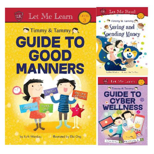 Timmy & Tammy Level 3 Bundle 3 books set