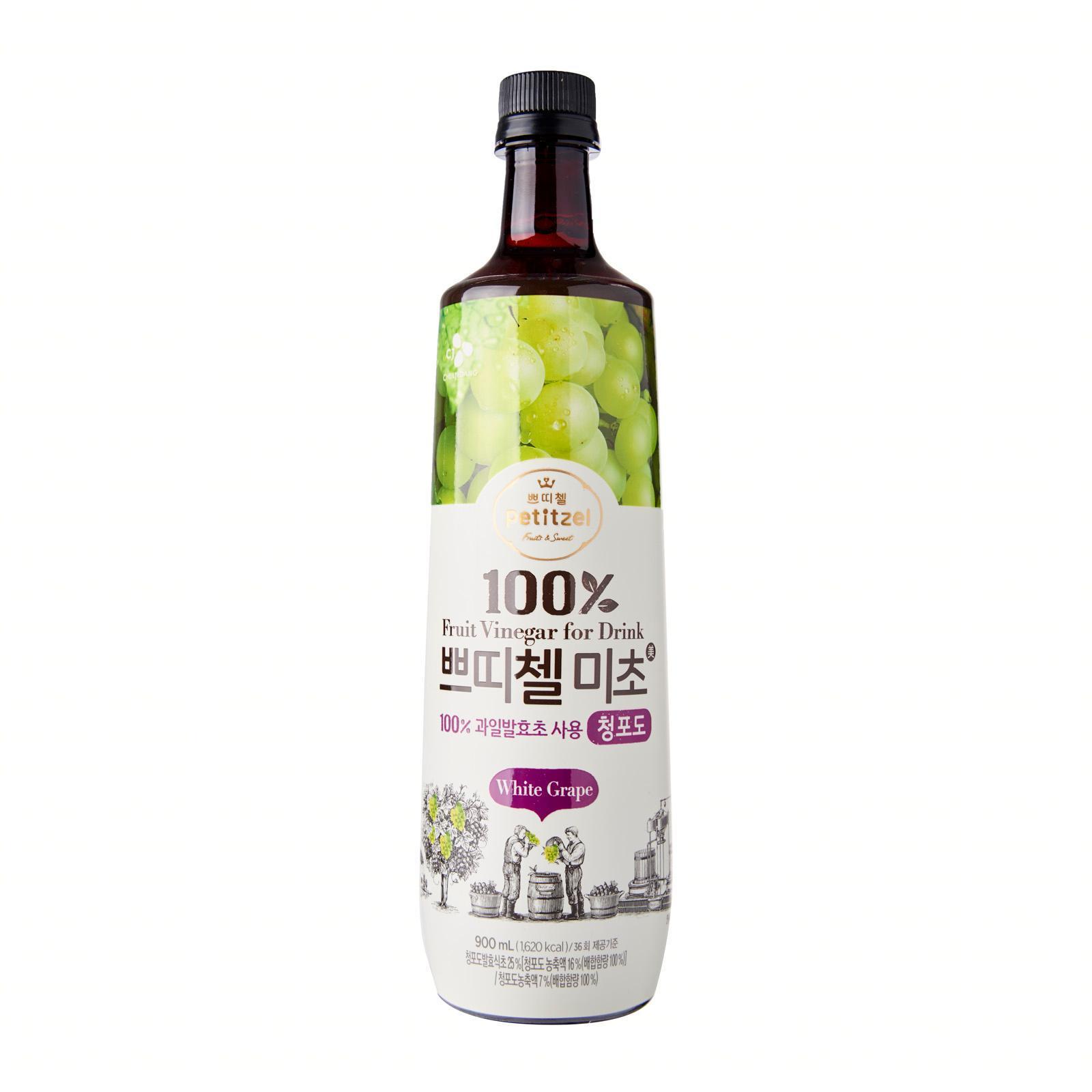 CJ Petitzel Fruit Vinegar Drink - Muscat 900ML