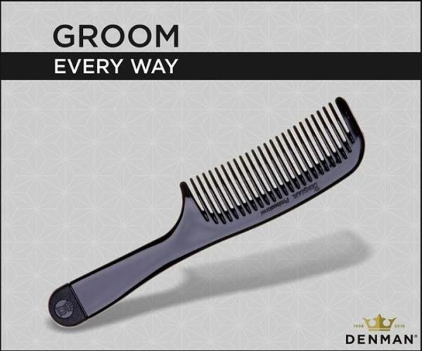 Buy Denman D22 Grooming Comb Singapore