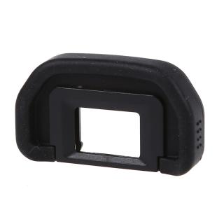 Black Rubber Wrapped Plastic Eyecup Eyepiece EB for Canon EOS 60Da 6D 5DII thumbnail