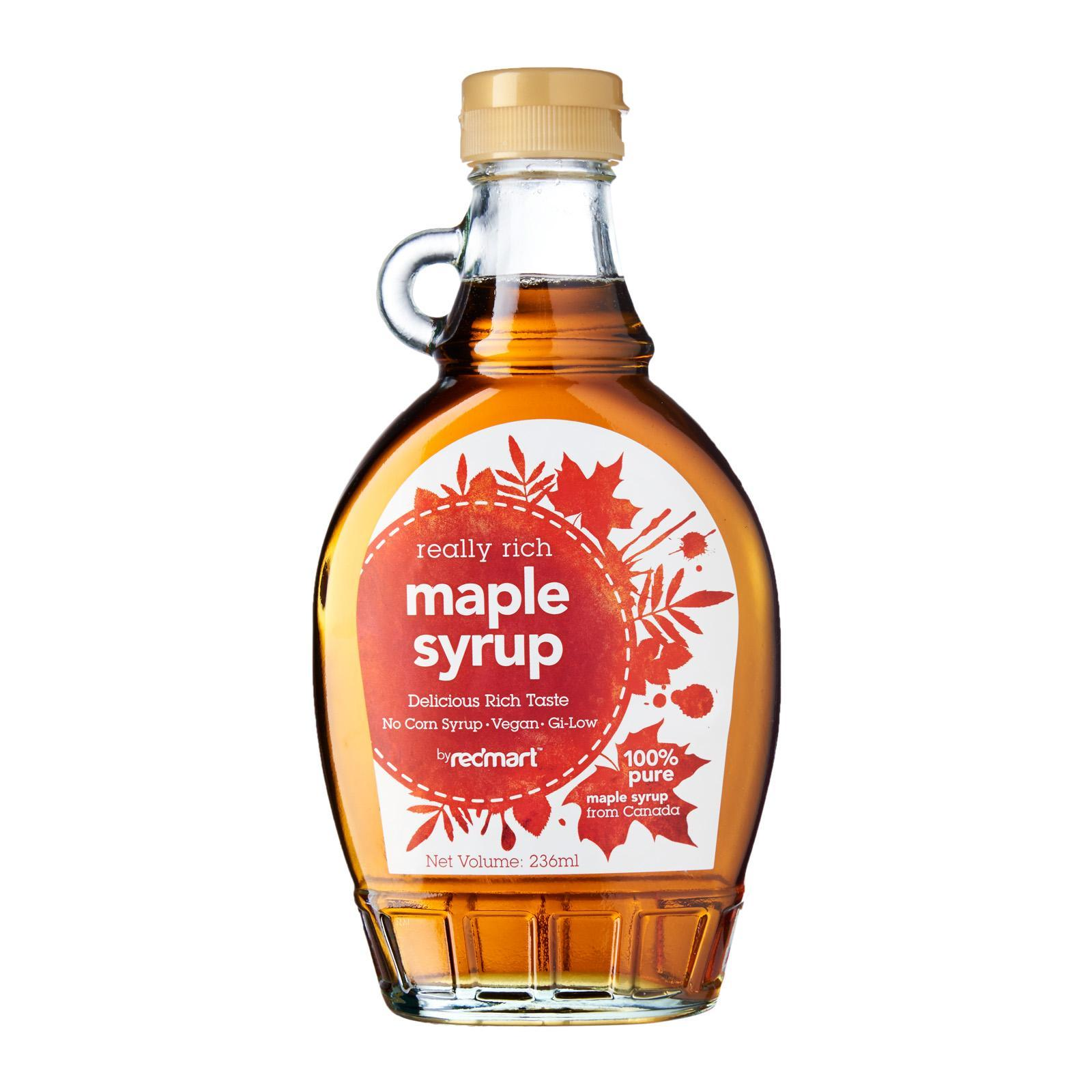 Redmart Pure Canadian Maple Syrup By Redmart.