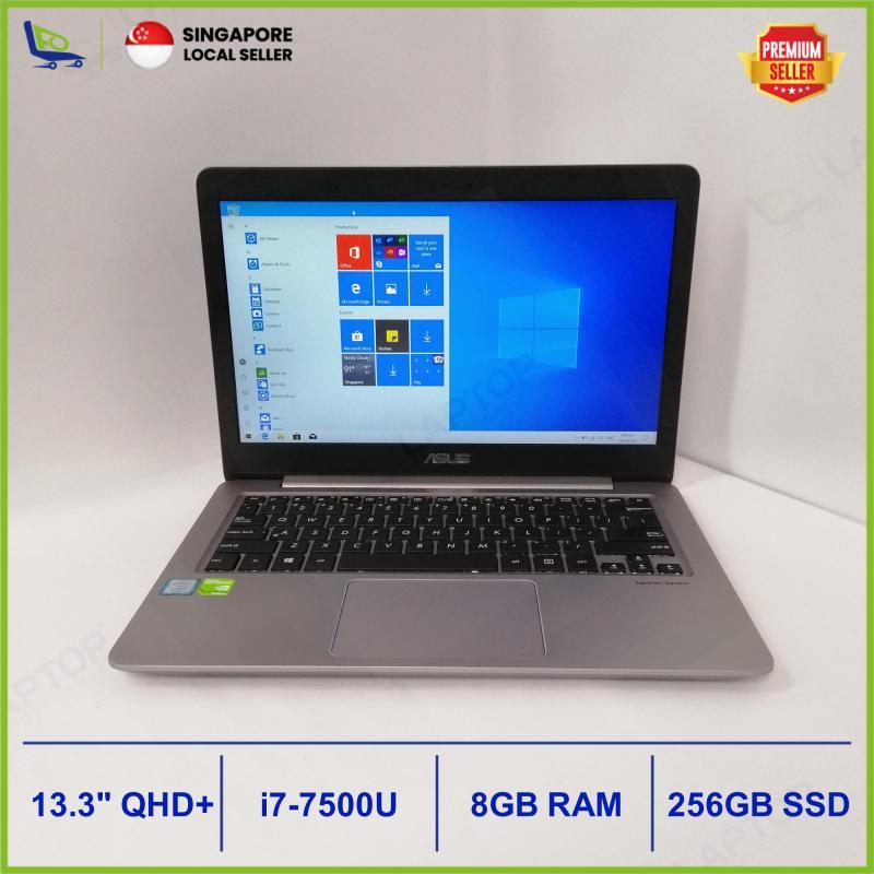 ASUS ZenBook UX310UQ (i7-7/8GB/128GB+256GB) [Premium Preowned] Refurbished