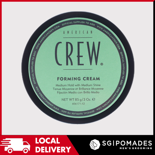 Buy American Crew Forming Cream 85g-SGPOMADES Singapore