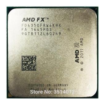 AMD FX-Series FX-4350 FX 4350 4 2 GHz Quad-Core CPU Processor FD4350FRW4KHK  Socket AM3+ Chen Store