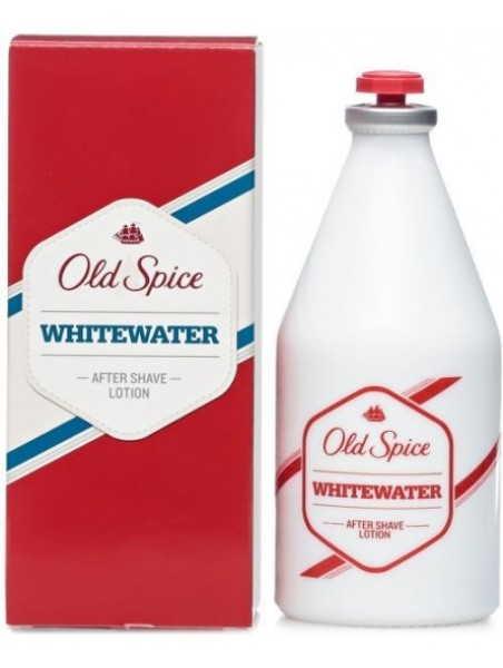Buy Old Spice White Water After Shave Lotion, 100ml Singapore