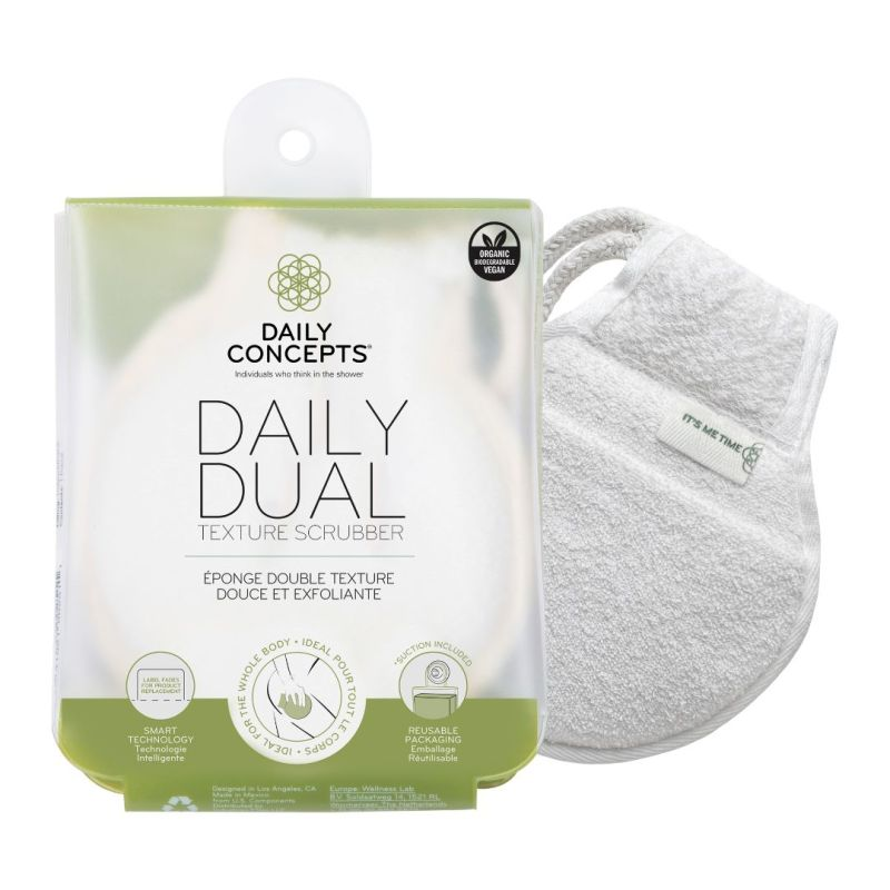 Buy Daily Dual Texture Scrubber Singapore