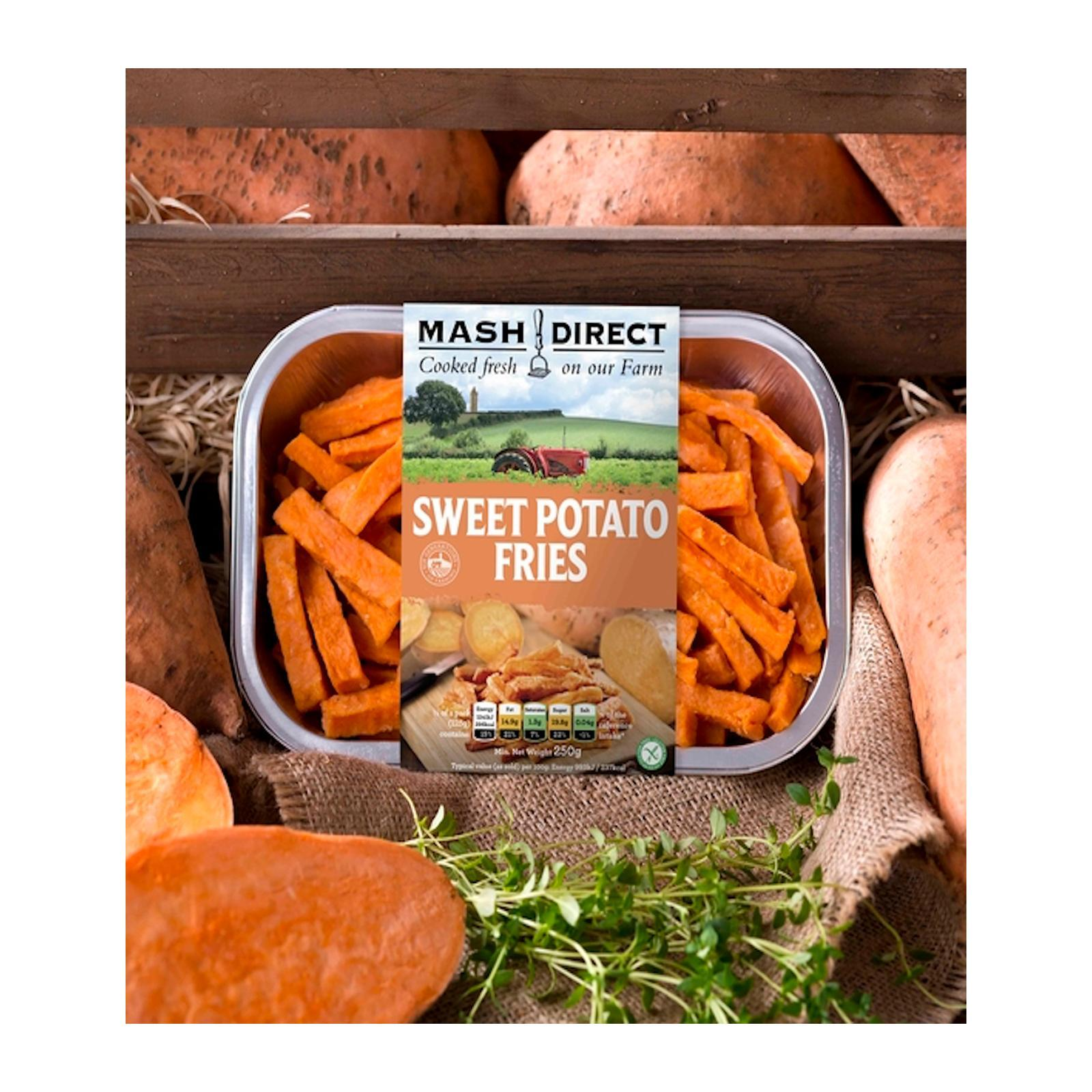 Sasha's Fine Foods Sweet Potato Fries - Frozen