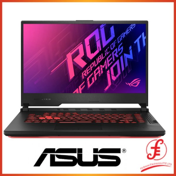 ASUS ROG STRIX G G512LI-(i7-10750H/8GB/GTX 1650 Ti GDDR6 w ROG Boost/1TB SSD/15.6 144hz/W10)-G512LI-GTX1650Ti(2Y)