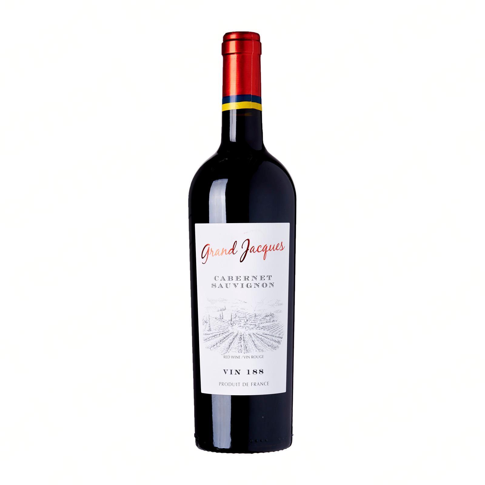 GRAND Jacques Cabernet Sauvignon VIN 188 - By Oak and Barrel