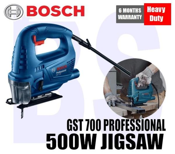 BANSOON BOSCH GST 700 Professional Jigsaw 500W high performance in cutting speed & quality.