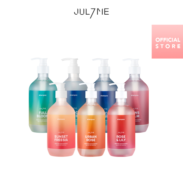 Buy [JULYME] Anti-Hair Loss Perfume Hair Shampoo 500ml Singapore