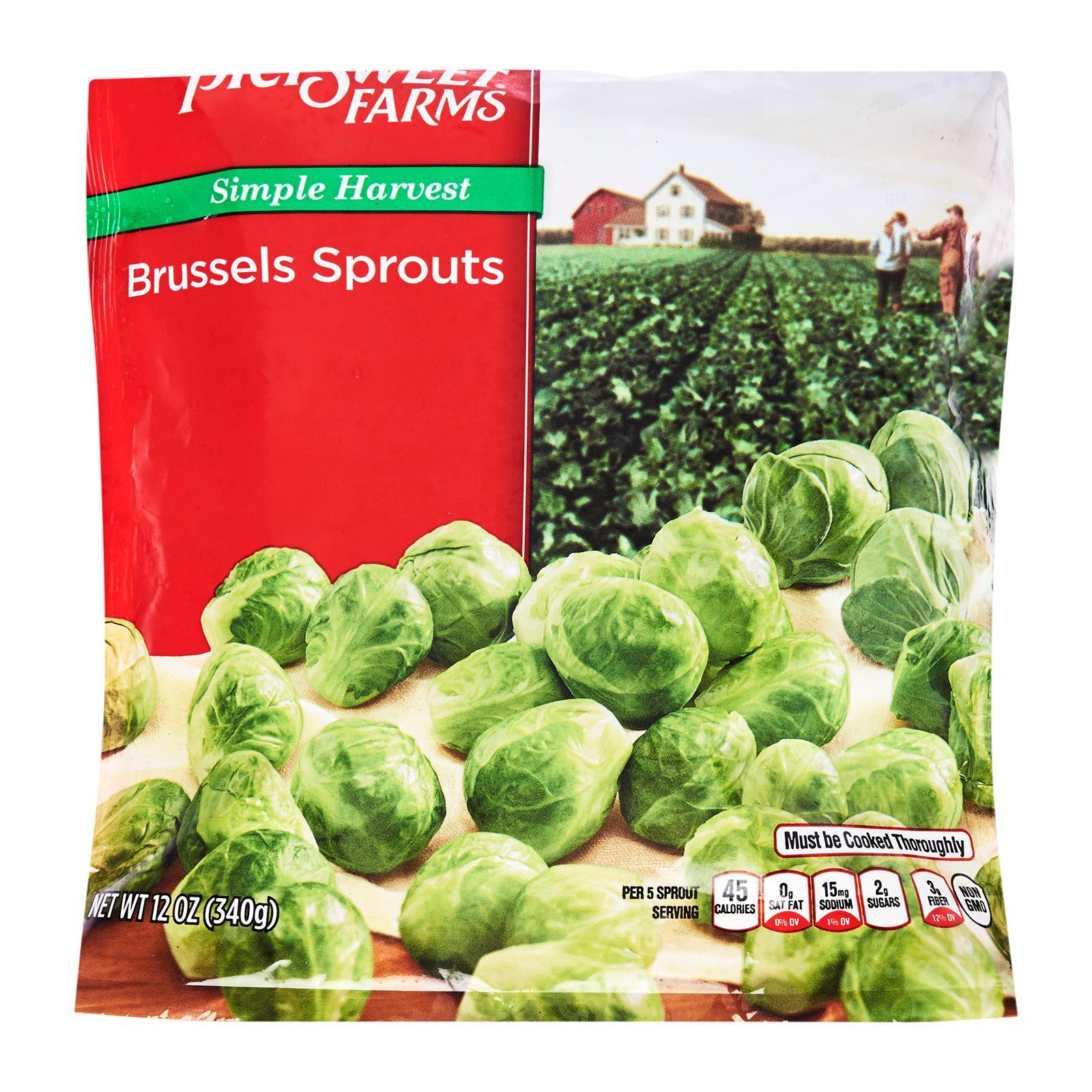 Pictsweet Farms Baby Brussels Sprouts - Frozen