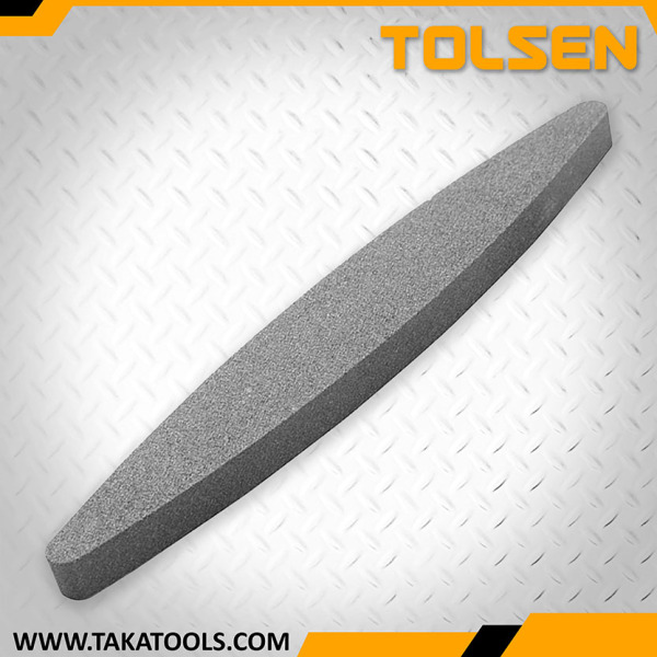 Tolsen Sharpening Stone, Oval - 32048