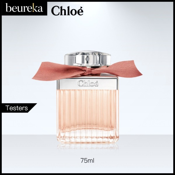 Buy Chloe Roses de Chloe EDT 50ml/75ml/75ml Tester - Beureka [Luxury Beauty (Perfume) - Fragrances for Women / Ladies Brand New Original Packaging 100% Authentic] Singapore