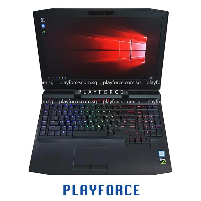 HP OMEN X (i7-7820HK, 32GB, 1TB HDD + 512GB SSD, 17-inch FHD) Preowned Playforce