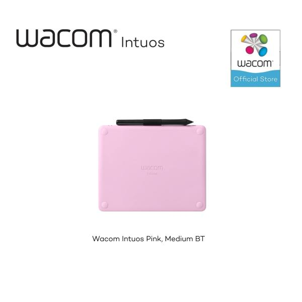 Wacom Intuos Medium Bluetooth (CTL-6100WL) Graphic Drawing Pen Tablet