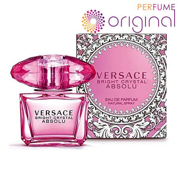 Buy Versace Bright Crystal Absolu EDP Women (90ml) Singapore