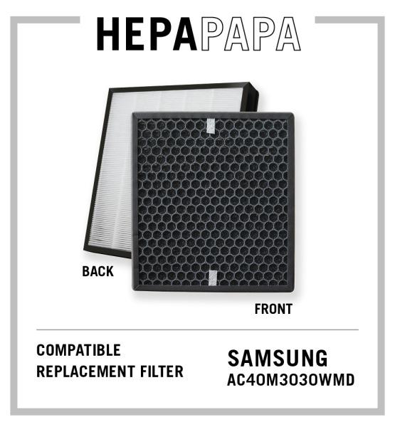 Samsung AX40M3030WMD Compatible Replacement Filter CFX-G100D Singapore