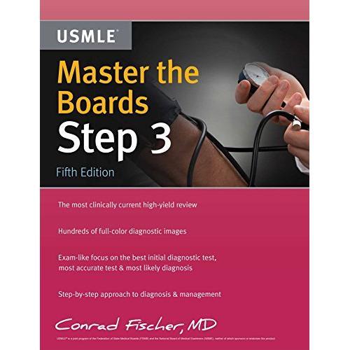 Master the Boards USMLE Step 3 - Paperback