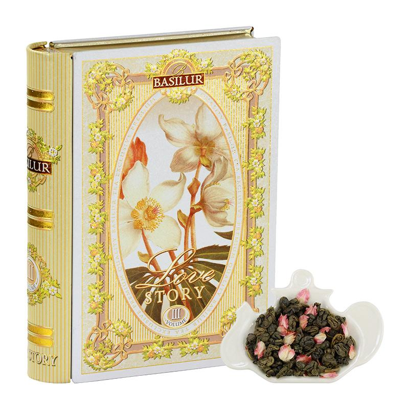 Basilur Tea Love Story Volume Iii - Caribbean Flavour Ceylon Tea 100g By Oriental Royalty Singapore Pte Ltd.