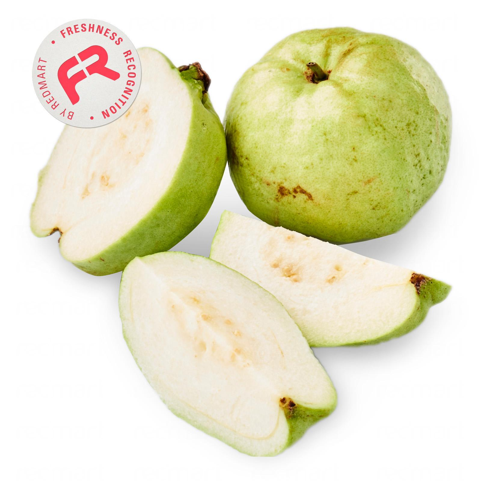 Sunny Fruit Seedless Guava By Redmart.