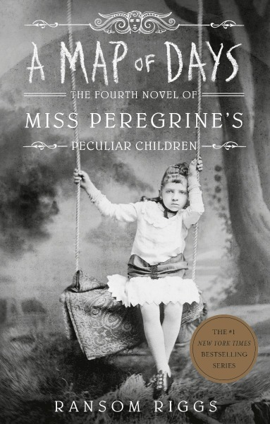 Miss Peregrines Peculiar Children #04: A Map of Days by Riggs, Ransom